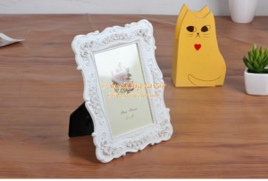 European-style decorative resin creative studio wedding photo frame favor