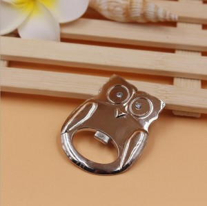 Fabulous Owl Bottle Opener Favour for Wedding
