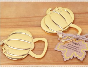 Pumpkin Bottle Opener Favour Gifts Wedding Favors