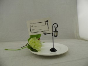 Street Light Place Card Holder Wedding Gifts