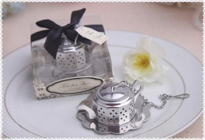 Teapot Tea Infuser Wedding Favor