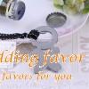 Hugs & Kisses Bottle Opener Wedding Favors