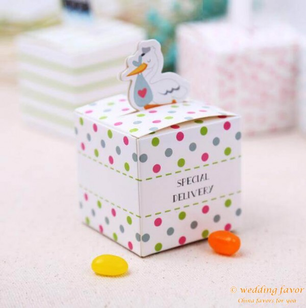 Special Delivery Candy Favor Boxes For Party Baby Shower